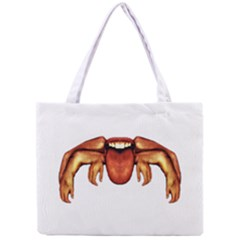 Alien Spider All Over Print Tiny Tote Bag