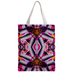 Fashion Girl All Over Print Classic Tote Bag by OCDesignss