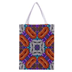Crazy Fashion Freak All Over Print Classic Tote Bag by OCDesignss