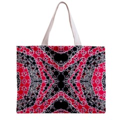 Black Widow  All Over Print Tiny Tote Bag by OCDesignss