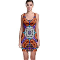 Crazy Abstract Bodycon Dress by OCDesignss