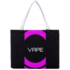 Vape Abstract All Over Print Tiny Tote Bag by OCDesignss