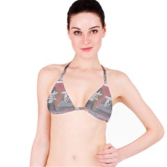 Marushka All Over Print Bikini Top by KnutVanBrijs