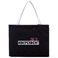 Independent Bit H All Over Print Tiny Tote Bag by OCDesignss