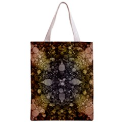 Abstract Earthtone  All Over Print Classic Tote Bag by OCDesignss