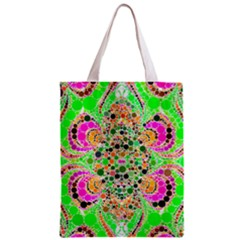 Florescent Abstract  All Over Print Classic Tote Bag