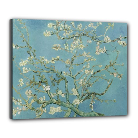 Vincent Van Gogh, Almond Blossom Canvas 20  X 16  (framed) by Oldmasters