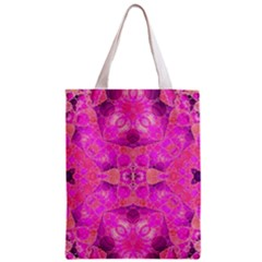Beautiful Pink Coral  All Over Print Classic Tote Bag by OCDesignss
