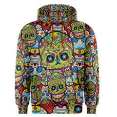 Sugar Skulls Men s Hoodie by UniqueandCustomGifts