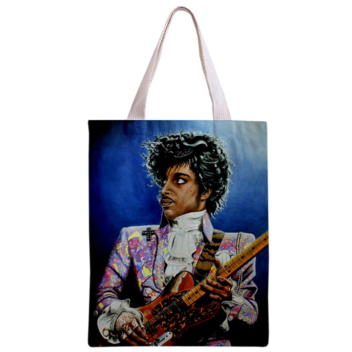 His Royal Purpleness Classic Tote Bag