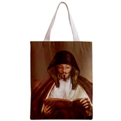 Anonymous Reading Classic Tote Bag