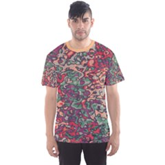 Color Mix Men s Sport Mesh Tee