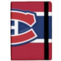 Montreal Canadiens Jersey Style  Apple iPad Air 2 Flip Case View2