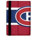 Montreal Canadiens Jersey Style  Apple iPad Air 2 Flip Case View4