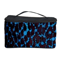 Florescent Leopard Print  Cosmetic Storage Case by OCDesignss