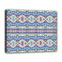 Aztec Style Pattern in Pastel Colors Deluxe Canvas 20  x 16  (Framed) View1