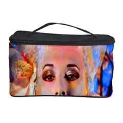 Magic Flower Cosmetic Storage Case by icarusismartdesigns