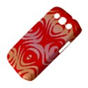 Gradient shapes Samsung Galaxy S III Classic Hardshell Case (PC+Silicone) View4
