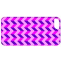 Modern Retro Chevron Patchwork Pattern Apple iPhone 5 Classic Hardshell Case View1