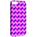 Modern Retro Chevron Patchwork Pattern Apple iPhone 5 Classic Hardshell Case View2