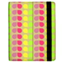 Colorful Leaf Pattern Apple iPad Mini Flip Case View2