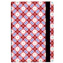 Cute Pretty Elegant Pattern Apple iPad Air Flip Case View2