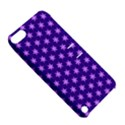 Cute Pretty Elegant Pattern Apple iPod Touch 5 Hardshell Case with Stand View5
