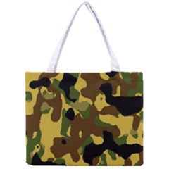 Camo Pattern  Tiny Tote Bag