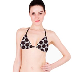 Cute Pretty Elegant Pattern Bikini Top by creativemom