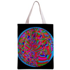 Magical Trance Classic Tote Bag by icarusismartdesigns