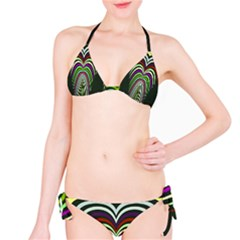 Symmetric Waves Bikini Set