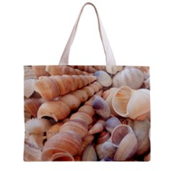 Sea Shells Tiny Tote Bag by yoursparklingshop