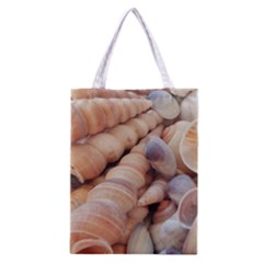 Sea Shells Classic Tote Bag by yoursparklingshop