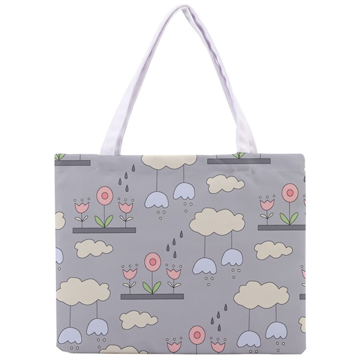 Garden in the Sky Tiny Tote Bag