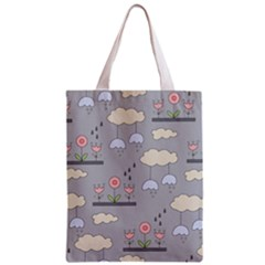 Garden In The Sky Classic Tote Bag by Kathrinlegg