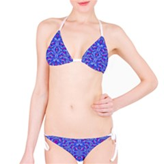 Decorative Ornate Print 2 Bikini