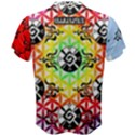 Shamanatrix Galactic Flower, Mens T Shirt View2