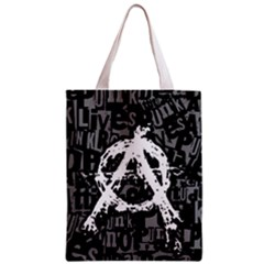 Anarchy Classic Tote Bag by ArtistRoseanneJones