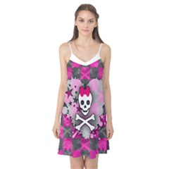 Princess Skull Heart Camis Nightgown