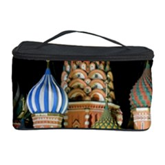 Saint Basil s Cathedral  Cosmetic Storage Case by anstey