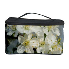 Spring Flowers Cosmetic Storage Case by anstey