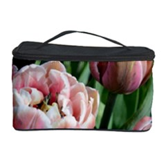 Tulips Cosmetic Storage Case by anstey