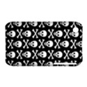 Skull and Crossbones Pattern Apple iPhone 3G/3GS Hardshell Case (PC+Silicone) View1