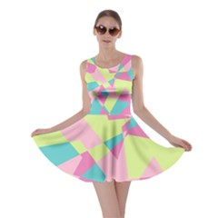 Abstraction Skater Dress by olgart