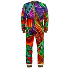 Happy Tribe Onepiece Jumpsuit (men) by KirstenStar