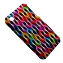 Rainbow Psychedelic Waves Apple iPhone 3G/3GS Hardshell Case (PC+Silicone) View5