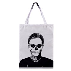 Tatezazzle Classic Tote Bag by kramcox