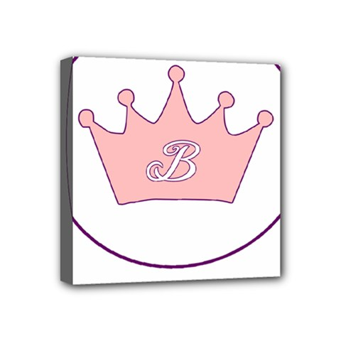 Princess Brenna2 Fw Mini Canvas 4  X 4  (framed) by brennastore