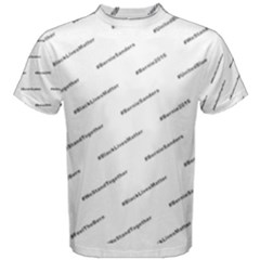 Bernie Hashtags Men s Cotton Tees
