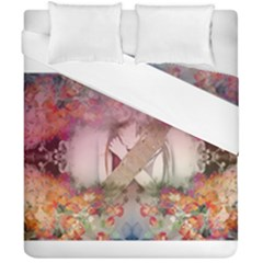 Cell Phone   Nature Forces Duvet Cover (double Size) by infloence